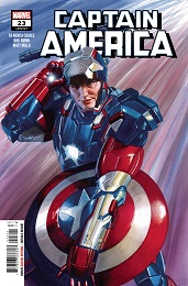 Captain America no. 23 (2018 Series)