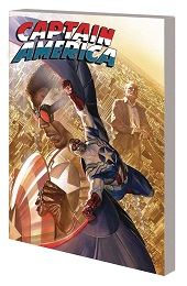 Captain America Volume 1: Sam Wilson Complete Collection TP