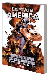 Captain America: Winter Soldier TP (New Printing)