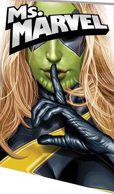 Captain Marvel Carol Danvers: Volume 2: Ms Marvel Years TP