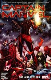 Captain Marvel Volume 3: The Last Avenger TP