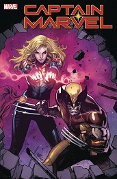 Captain Marvel no. 17 (2018 Series)