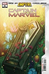 Captain Marvel no. 21 (2018 Series)