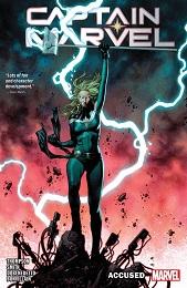 Captain Marvel Volume 4: Accused