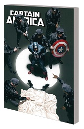 Captain America: Captain of Nothing Volume 2 TP