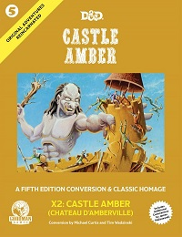 Original Adventures Reincarnated: Castle Amber
