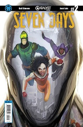 Catalyst Prime: Seven Days no. 2 (2019 Series)