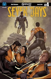 Catalyst Prime: Seven Days no. 4 (2019 Series)