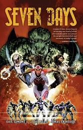 Catalyst Prime: Seven Days Volume 1 TP