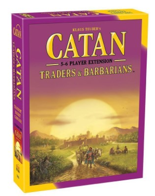 Catan: Traders and Barbarians: 5-6 Player Extension (c)