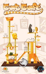 Cat Cafe Card Game