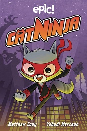 Cat Ninja Volume 1 GN