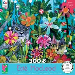 Este Macleod: Cats Puzzle - 300 Pieces