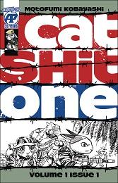 Cat Shit Volume 1 (1 of 3) (2020 Series)