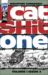 Cat Shit Volume 1 no. 3 (3 of 3) (2020 Series)