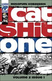 Cat Shit Volume 2 no. 1 (2020 Series) (MR)