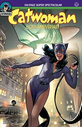 Catwoman 80th Anniversary Super Spectacular no. 1 (2020) (1940's Variant)