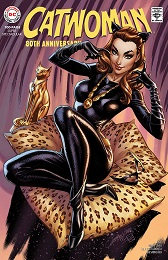 Catwoman 80th Anniversary Super Spectacular no. 1 (2020) (1960's Variant)