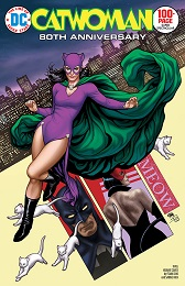 Catwoman 80th Anniversary Super Spectacular no. 1 (2020) (1970's Variant)