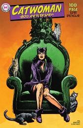 Catwoman 80th Anniversary Super Spectacular no. 1 (2020) (1950's Variant)