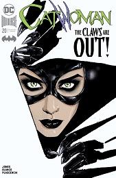 Catwoman no. 20 (2018 Series)