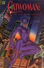 Catwoman: Her Sisters Keeper TP (prestige format)- Used