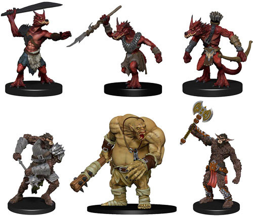 Dungeons and Dragons: Icons of the Realms: Monster Pack Cave Defenders