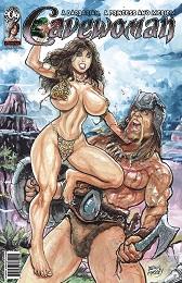 Cavewoman: A Barbarian A Princess and Meriem no. 1 (2020 Series) (MR)