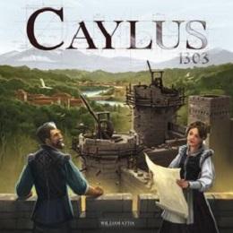 Caylus 1303 Board Game