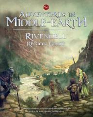 Adventures in Middle Earth: Rivendell Region Guide - Used