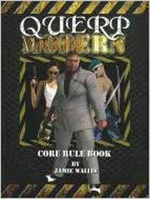 Querp Modern Core Rule Book - USED