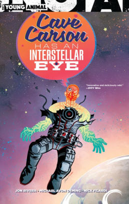 Cave Carson Has An Interstellar Eye TP (MR)
