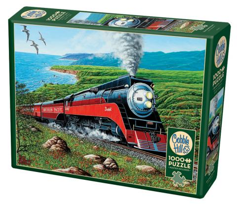 Southern Pacific Puzzle - 1000 piece