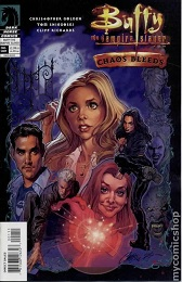 Buffy the Vampire Slayer: Chaos Bleeds (2003) One-Shot - Used