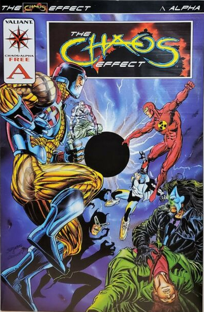 Chaos Effect (1994) Complete Bundle - Used