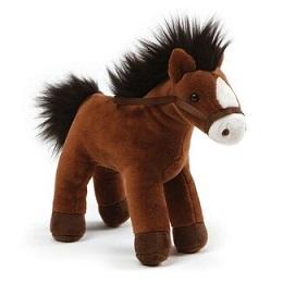 Plushie: Animal Chatter Horses