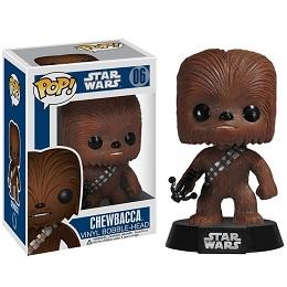 Funko POP: Star Wars: Chewbacca Bobble Head