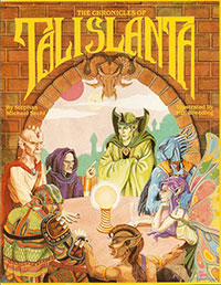 The Chronicles of Talislanta Role Playing - USED