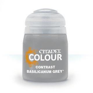 Citadel Contrast Paint: Basilicanum Grey 29-37