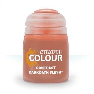 Citadel Contrast Paint: Darkoath Flesh 29-33