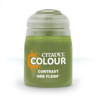 Citadel Contrast Paint: Ork Flesh 29-22