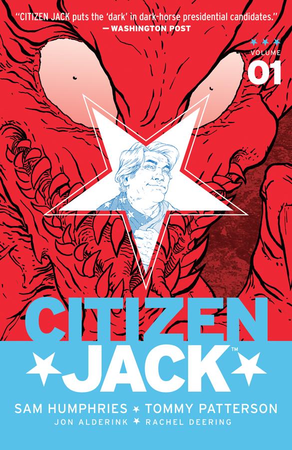 Citizen Jack TP (MR)