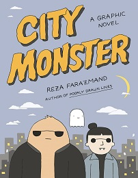 City Monsters GN