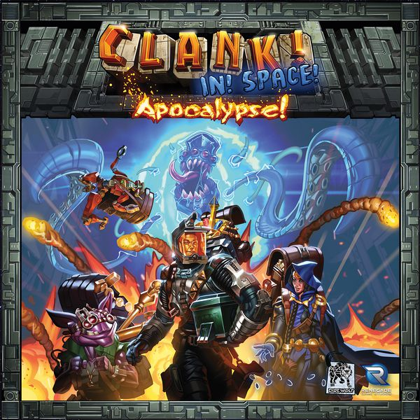 Clank in Space: Apocalypse Expansion