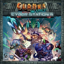Clank! In Space!: Cyber Station 11