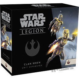 Star Wars Legion: Clan Wren Unit Expansion