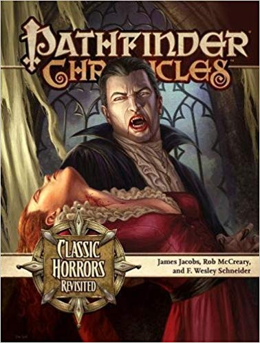 Pathfinder Chronicles Classic Horrors Revisited - Used