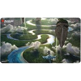 Playmat: Magic the Gathering: Zendikar Rising: Clearwater Pathway