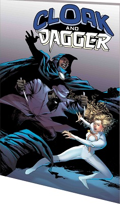 Cloak and Dagger: Predator and Prey TP