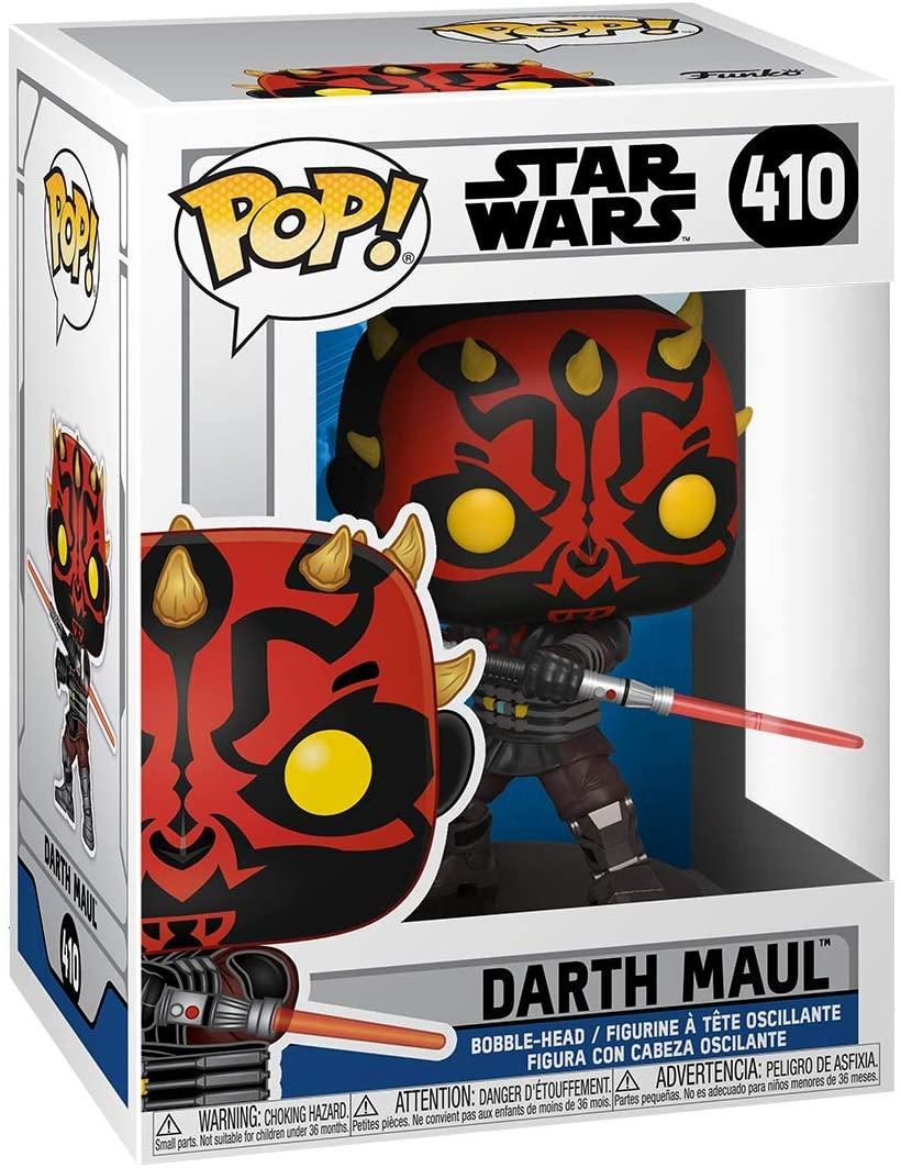 Funko POP: Star Wars: Clone Wars: Darth Maul